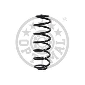 1K0511115BH für VW, AUDI, SKODA, SEAT, Fahrwerksfeder OPTIMAL (AF-4852) Online-Shop