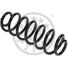 Fahrwerksfeder OPTIMAL Art.No - AF-4890 OEM: 3C0511115AF für VW, SKODA, SEAT kaufen