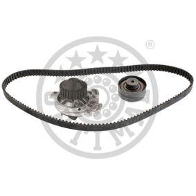 OPTIMAL Wasserpumpe + Zahnriemensatz SK-1126AQ1 für AUDI 90 2.2 E quattro 136 PS kaufen