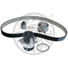 OPTIMAL Wasserpumpe + Zahnriemensatz SK-1372AQ1 für AUDI A3 1.9 TDI 105 PS kaufen