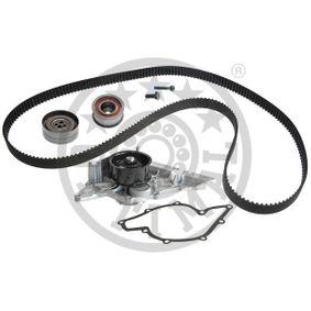 OPTIMAL Wasserpumpe + Zahnriemensatz SK-1376AQ1 für AUDI 80 2.8 quattro 174 PS kaufen
