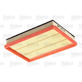 Filtro de aire VALEO 585213 populares para FIAT STILO 1.9 JTD 140 CV