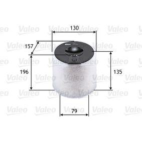 Luftfilter VALEO Art.No - 585663 OEM: 13717532754 für BMW, MINI, ALPINA kaufen