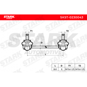 STARK Koppelstange (SKST-0230043) niedriger Preis