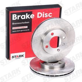 6N0615301G für VW, AUDI, SKODA, SEAT, Bremsscheibe STARK (SKBD-0020045) Online-Shop