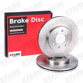 SDB100600 за HONDA, SKODA, ROVER, MG, ACURA, Спирачен диск STARK (SKBD-0020087) Онлайн магазин