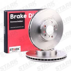 X5 (E53) STARK Bremsscheiben SKBD-0020212