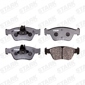 A004420022067 für MERCEDES-BENZ, Bremsbelagsatz, Scheibenbremse STARK (SKBP-0010118) Online-Shop