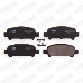 STARK Bremssteine SKBP-0010180