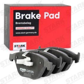 STARK Bremsbelagsatz, Scheibenbremse (SKBP-0010253) niedriger Preis