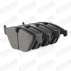 STARK Bremsbelagsatz, Scheibenbremse SKBP-0010253