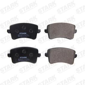 8K0698451E für VW, AUDI, SKODA, SEAT, Bremsbelagsatz, Scheibenbremse STARK (SKBP-0010290) Online-Shop