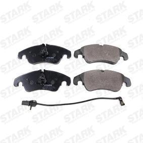 4G0698151D für VW, AUDI, SKODA, SEAT, PORSCHE, Bremsbelagsatz, Scheibenbremse STARK (SKBP-0010302) Online-Shop