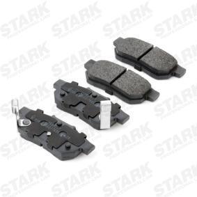 STARK HONDA JAZZ Централен изключвател (SKBP-0010450)