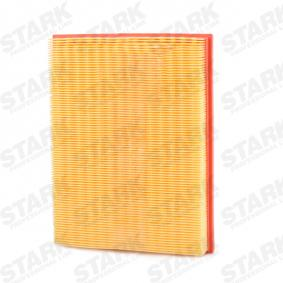 91155714 за OPEL, CHEVROLET, DAEWOO, VAUXHALL, GMC, Въздушен филтър STARK (SKAF-0060004) Онлайн магазин