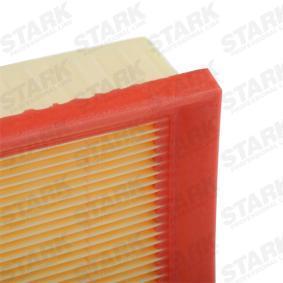STARK SKAF-0060004 Въздушен филтър OEM - 91155714 BEDFORD, GMC, OPEL, VAUXHALL, CHEVROLET, DAEWOO, KNECHT, TECNOCAR, GENERAL MOTORS, PLYMOUTH, SATURN, LRT, KSH EUROPE евтино