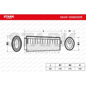 Luftfiltereinsatz SKAF-0060009 STARK
