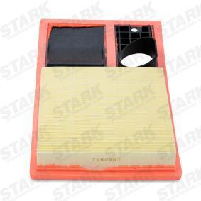 STARK SKAF-0060055 Luftfilter OEM - 036129620J AUDI, SEAT, SKODA, VW, VAG, KNECHT, METELLI, FILTRON, DIEDERICHS günstig