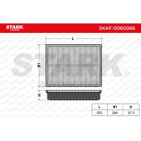 STARK Motorluftfilter SKAF-0060066