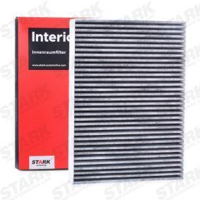 1H0091800 für VW, AUDI, SKODA, SEAT, PORSCHE, Filter, Innenraumluft STARK (SKIF-0170003) Online-Shop