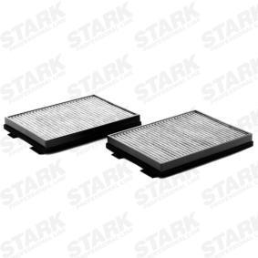 STARK Filter, Innenraumluft 64312207985 für BMW, AUDI, MAZDA, MINI, ALPINA bestellen