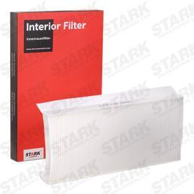 1062253 für OPEL, FORD, Filter, Innenraumluft STARK (SKIF-0170038) Online-Shop