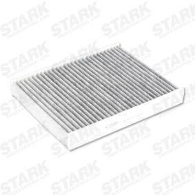 STARK Filter, Innenraumluft 1353269 für OPEL, FORD, AUTO UNION, PLYMOUTH bestellen
