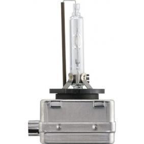 PHILIPS Крушка с нагреваема жичка, фар за дълги светлини 42403VIS1