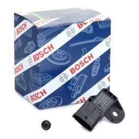 BOSCH Sensor, intake manifold pressure F 01C 600 070