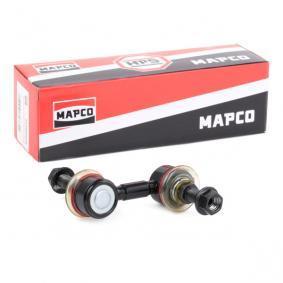 IMPREZA Schrägheck (GR, GH, G3) MAPCO Stabilisatorstrebe 52306HPS