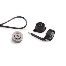 K046PK2083 Keilrippenriemensatz GATES für BMW 3er 320 d 150 PS zu niedrigem Preis