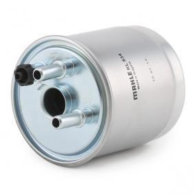 MAHLE ORIGINAL Kraftstofffilter KL 834