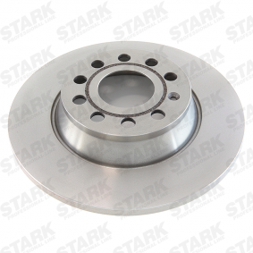 STARK SKBD-0020141 Спирачен диск OEM - 5Q0615601G AUDI, SEAT, SKODA, VW, VAG, LEMFÖRDER, TEXTAR, METELLI, BARUM, BRINK, DIEDERICHS, STARLINE, Omnicraft евтино