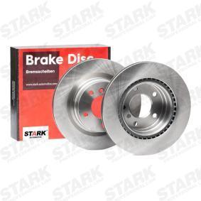 34216764651 für BMW, MINI, Bremsscheibe STARK (SKBD-0020172) Online-Shop