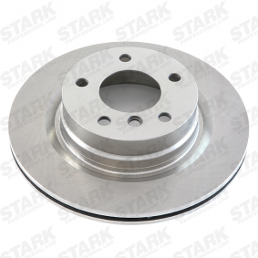 STARK SKBD-0020172 Bremsscheibe OEM - 34216764651 BMW, BILSTEIN, BREMBO, MINI, A.B.S., APEC braking, WOKING, BMW (BRILLIANCE) günstig