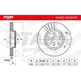 STARK SKBD-0020173