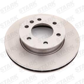 CRAFTER 30-50 Kasten (2E_) STARK Bremsscheiben SKBD-0020176