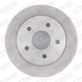 JEEP CHEROKEE 2.5 121 CV año de fabricación 10.1990 - Sensor de Presión de Aceite (SKBD-0020190) STARK Tienda online