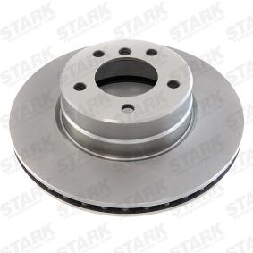 34116764021 für BMW, Bremsscheibe STARK (SKBD-0020195) Online-Shop