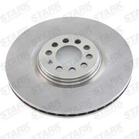STARK SKBD-0020197 Bremsscheibe OEM - 6R0615301B ALFA ROMEO, AUDI, SEAT, SKODA, VW, VAG günstig