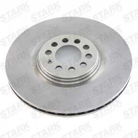 STARK SKBD-0020197 Bremsscheibe OEM - 8N0615301A AUDI, SEAT, SKODA, VW, VAG, FIAT / LANCIA, AKEBONO, A.B.S., AUDI (FAW), VW (FAW) günstig
