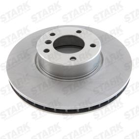 34111165859 für BMW, Bremsscheibe STARK (SKBD-0020207) Online-Shop