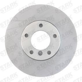 STARK SKBD-0020207 Bremsscheibe OEM - 34111165859 BMW, AKEBONO, A.B.S., OEMparts günstig
