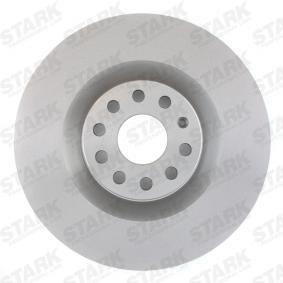 STARK SKBD-0020214 Спирачен диск OEM - 1K0615301AB AUDI, SEAT, SKODA, VW, VAG, A.B.S., sbs, OEMparts евтино