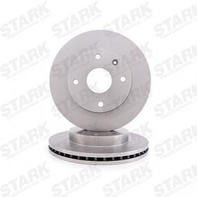 EPICA (KL1_) STARK Bremsscheiben SKBD-0020237