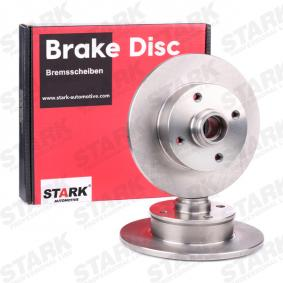 191615601B für VW, AUDI, FIAT, SKODA, SEAT, Bremsscheibe STARK (SKBD-0020238) Online-Shop