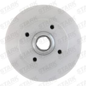 STARK SKBD-0020238 Bremsscheibe OEM - 357615601 AUDI, PORSCHE, SEAT, SKODA, VW, VAG, FIAT / LANCIA, HELLA, VW/SEAT, AKEBONO, MEYLE, A.B.S., VW (FAW), ZEKKERT, EURO ESPAÑA günstig