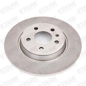 8P0098601P für VW, AUDI, SEAT, HONDA, SATURN, Bremsscheibe STARK (SKBD-0020257) Online-Shop