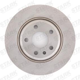 STARK SKBD-0020257 Bremsscheibe OEM - 8P0098601P AUDI, HONDA, SEAT, VW, VAG, SATURN günstig