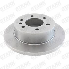 9064230012 für VW, MERCEDES-BENZ, SMART, CHRYSLER, RENAULT TRUCKS, Bremsscheibe STARK (SKBD-0020260) Online-Shop